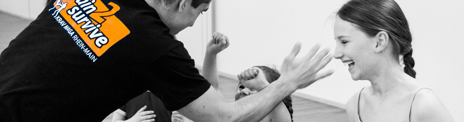 Krav Maga Kindertraining in Wiesbaden